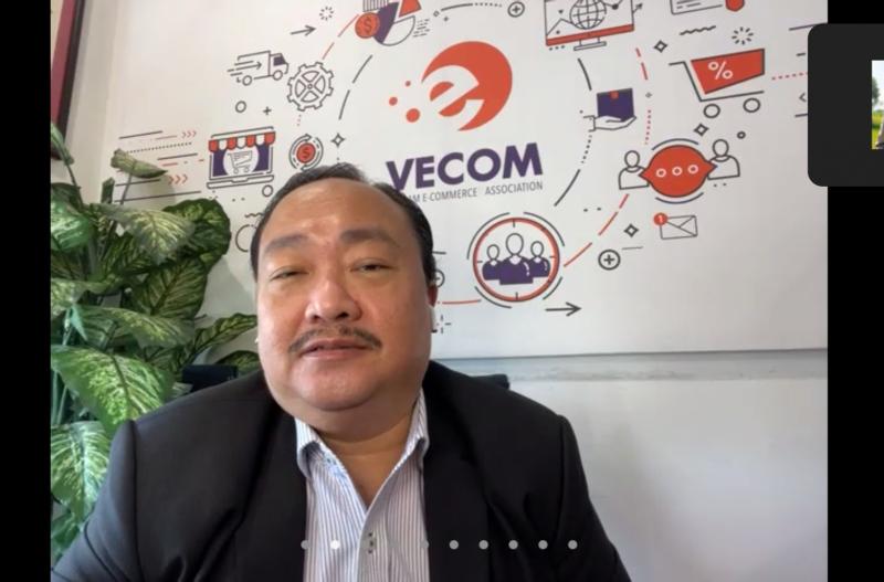 Ông Nguyễn Ngọc Dũng, Phó chủ tịch VECOM
