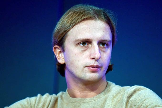 Nikolay Storonsky, nhà sáng lập kiêm Giám đốc điều hành start-up fintech Revolut. Ảnh: AFP