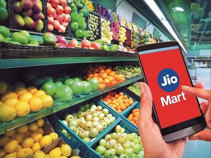 JioMart hiện hoạt động trên 200 thành phố của Ấn Độ. Ảnh: Getty Images