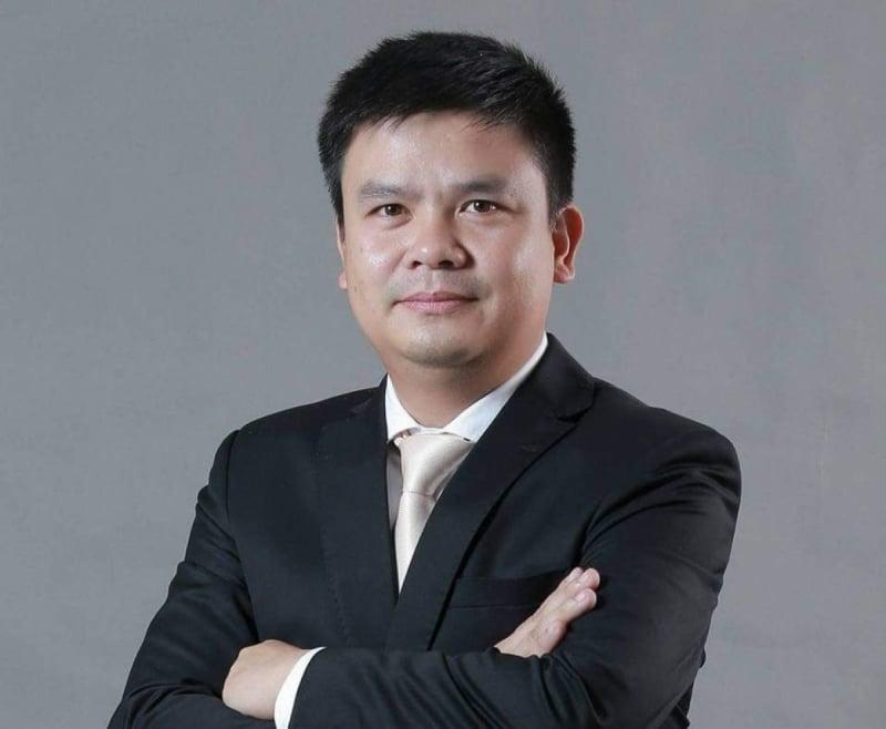 Ông Hoàng Hà Phương Chủ tịch HĐQT Công ty Cổ phần đầu tư xây dựng Nalico.