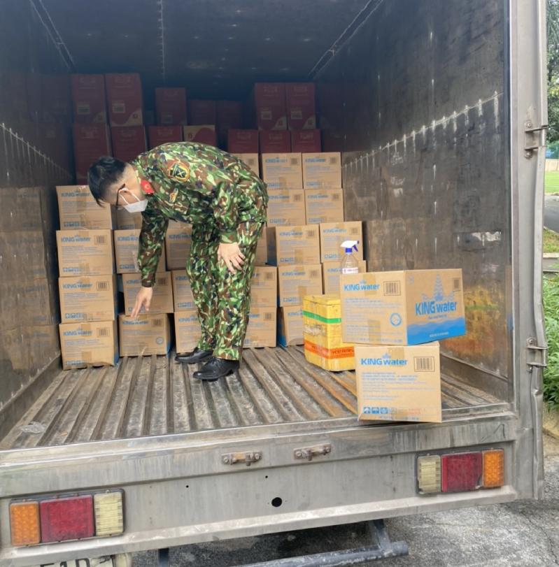 Kể từ khi dịch Covid-19 bùng phát lần thứ 4, đây là đợt hỗ trợ thứ 3 của TNI King Coffee