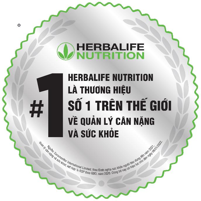 Tập đoàn Dinh dưỡng toàn cầu Herbalife Nutrition hân hạnh đồng hành cùng chuyên mục này.