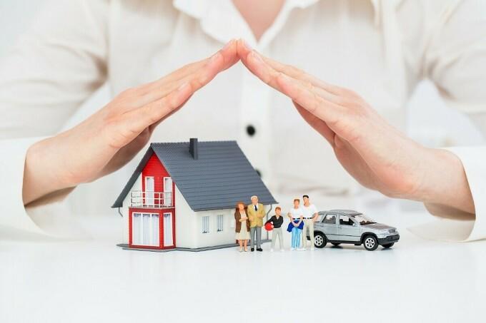Cổ phiếu bảo hiểm tăng giá trong thời gian qua.