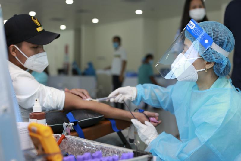 Sau một tuần triển khai, tính đến ngày 27/9, chương trình đã có hơn 1000 tình nguyện viên đăng ký tham gia hiến máu. Trong đó có những tập đoàn, doanh nghiệp có số lượng lớn cán bộ, công nhân viên, người lao động tham gia hiến máu như: Ngân hàng TMCP Sài Gòn Thương Tín (Sacombank), Công ty Cơ khí Đại Dũng, Tập đoàn TTC, Công ty CP DHA…