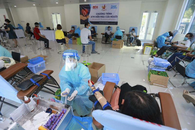 TS.BS Nguyễn Phương Liên, Phó giám đốc Ngân hàng máu (Bệnh viện Truyền máu – Huyết học TP.HCM) đánh giá: