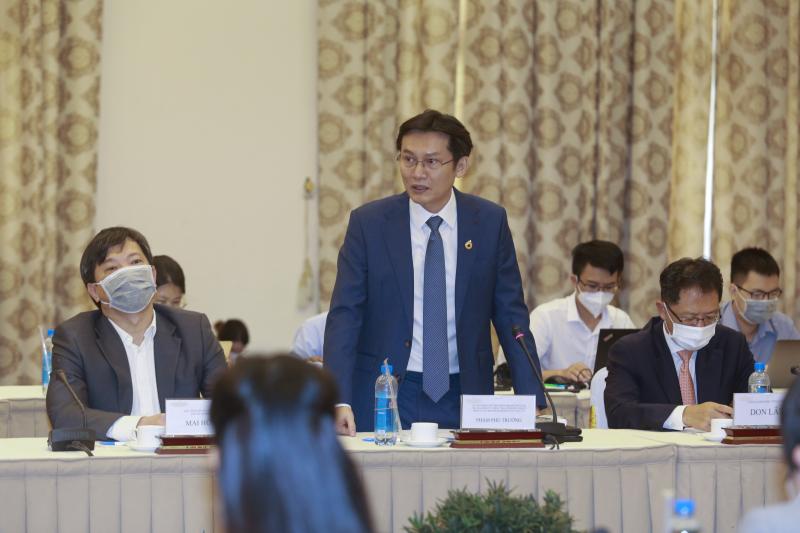 Chủ tịch YBA Phạm Phú Trường nêu một số kiến nghị với Chủ tịch nước
