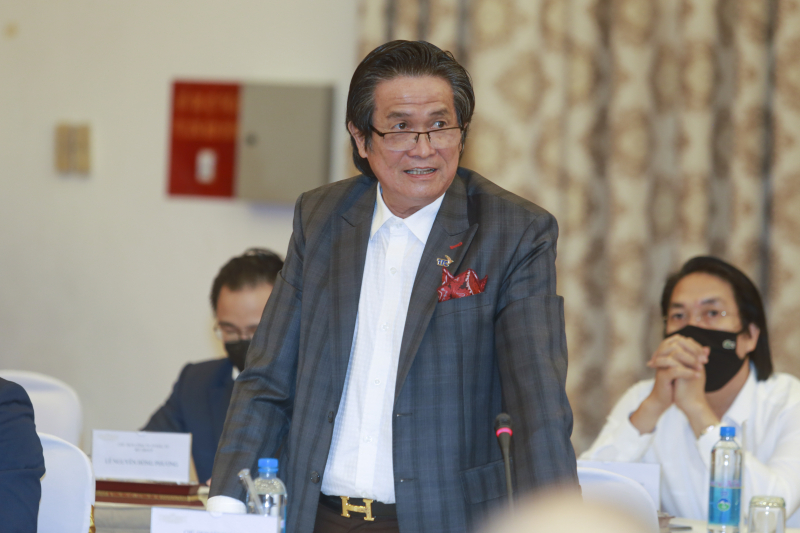 Chủ tịch Tập đoàn TTC Đặng Văn Thành đề xuất một số kiến nghị lên Chủ tịch nước về các gói hỗ trợ thúc đẩy sản xuất, phát triển sau đại dịch