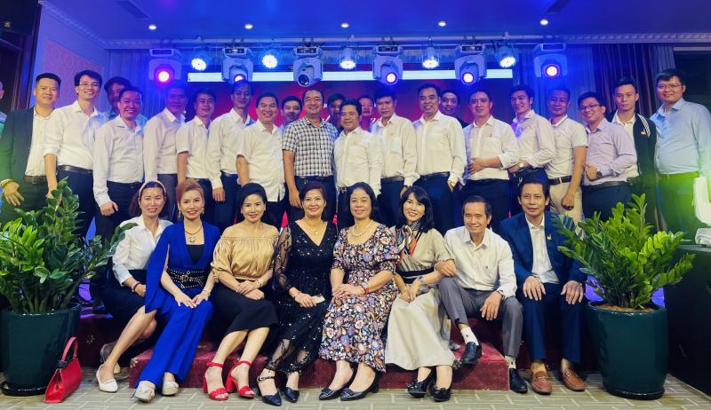Thế hệ doanh nhân trẻ tỉnh Hải Dương nhiều năm qua là lực lượng quan trọng góp phần phát triển kinh tế cho tỉnh. Ảnh: DNT.