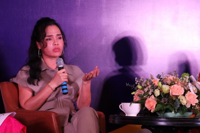 Doanh nhân Phạm Thị Bích Huệ xúc động chia sẻ về hành trình khởi nghiệp của mình