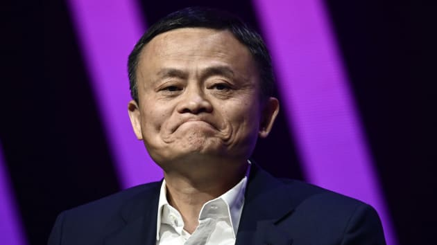 Tỉ phú Jack Ma. Ảnh: CNBC